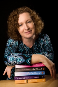 Portrait of Sue Moorcroft