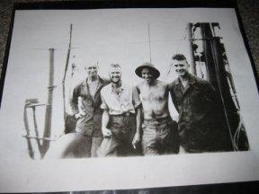 Joe is the man on the far left