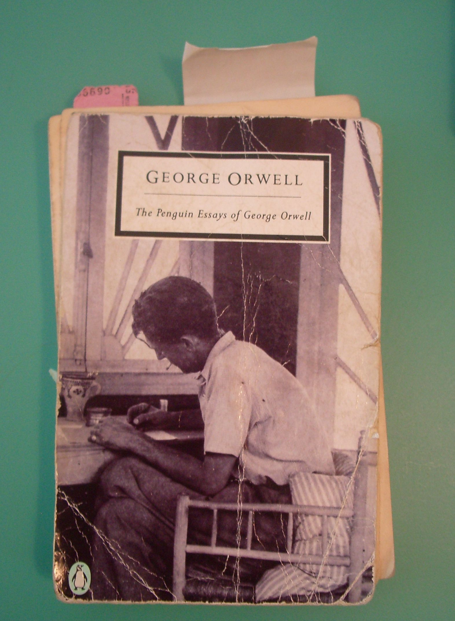 rhoda baxter the book i d pass on is the complete essays of george orwell my copy is falling apart from use and grubby soot from holidays in cornwall