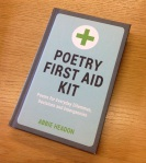 Poetry First Aid Kit cover