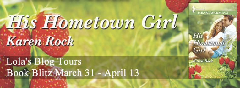 His Hometown Girl banner