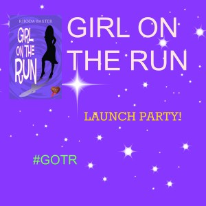Girl on the run party +pic