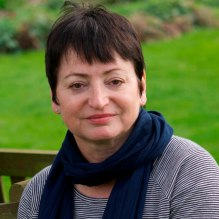 Sandra Danby Author - photo Simon Cooper