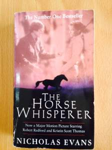 Whispers 'Horse' hoarsely