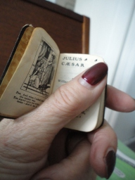 Thumb-sized copy of Julius Caesar