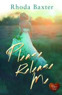 Book cover for Please Release Me - a bride at sunrise