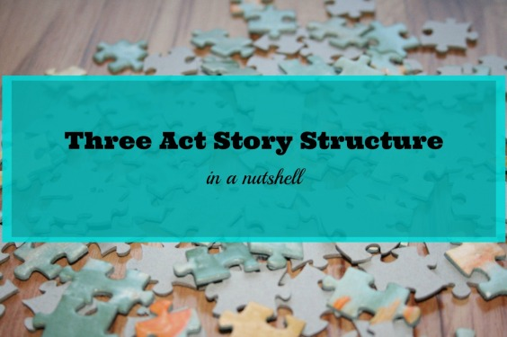 3 act story struct