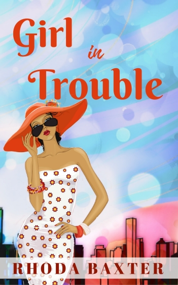 Girl in Trouble cover (no quote)