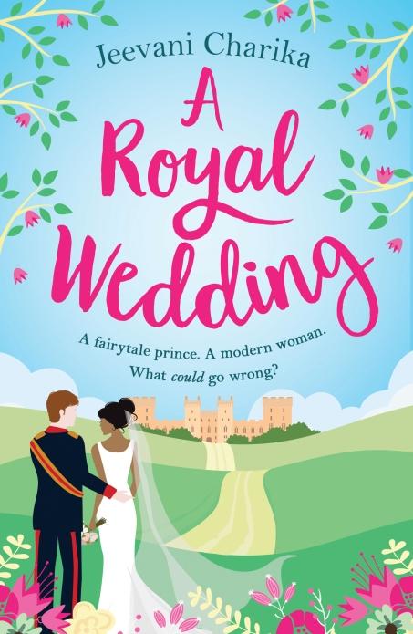 A Royal Wedding UK cover