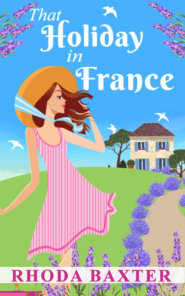 Book cover for That Holiday in France