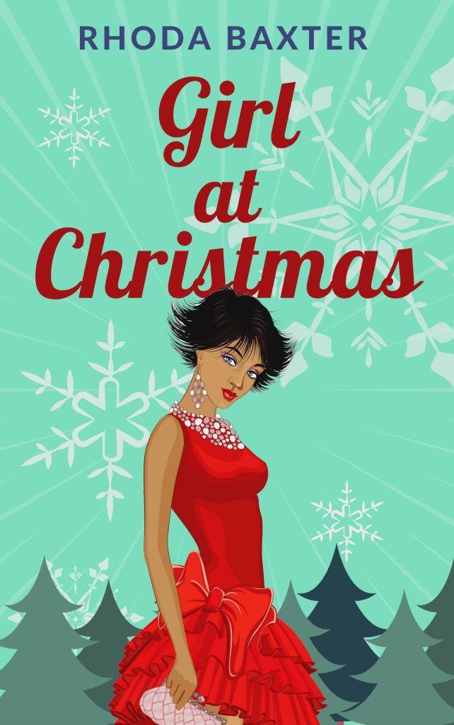 Girl At Christmas by Rhoda Baxter